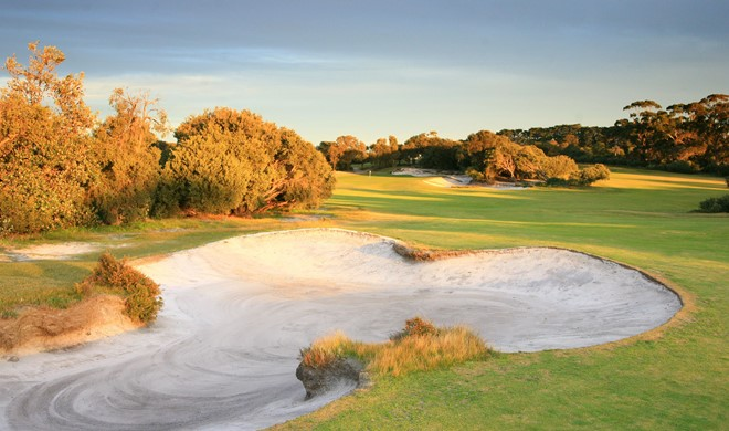 Victoria, Australien, Royal Melbourne Golf Club