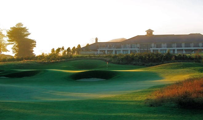 Victoria, Australien, Heritage Golf & Country Club