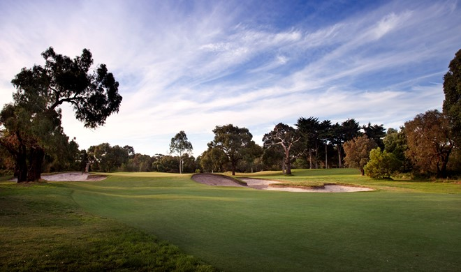 Victoria, Australien, Woodlands Golf Club