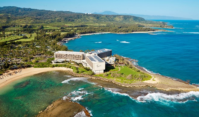 Hawaii, USA, Turtle Bay Resort