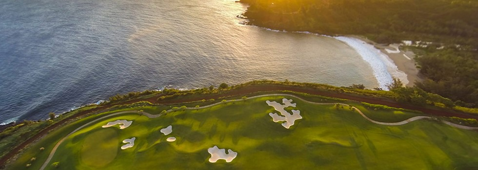 Hawaii, USA, Kukui'ula golf course