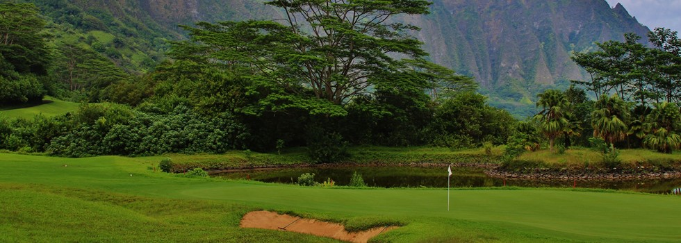 Hawaii, USA, Ko'olau Golf Club