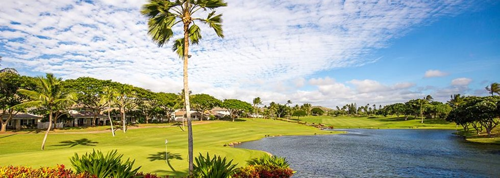 Hawaii, USA, Ko Olina Golf Club