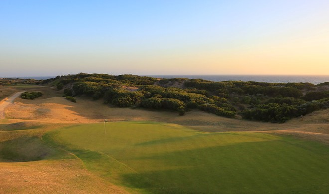 Victoria, Australien, Barwon Heads Golf Club