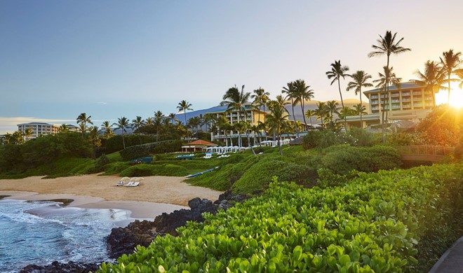 Hawaii, USA, Four Seasons Resort Maui at Wailea
