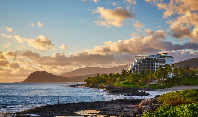 Hawaii, USA, Four Seasons Resort Oahu at Ko Olina