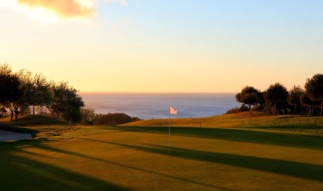 Costa del Sol, Spanien, Dona Julia Golf Club