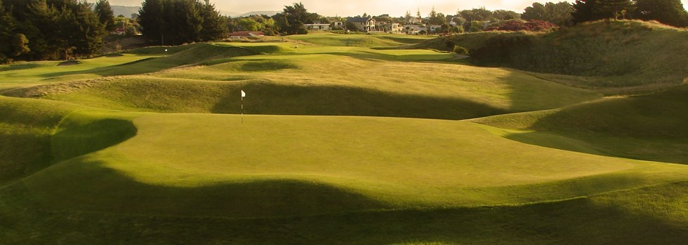North Island, New Zealand, New Zealand, Paraparaumu Beach Golf Club