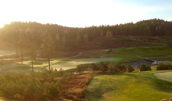 Det sydlige Sverige, Sverige, Hills Golf & Sports Club