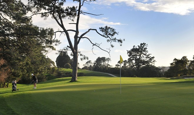 North Island, New Zealand, New Zealand, Titirangi Golf Club
