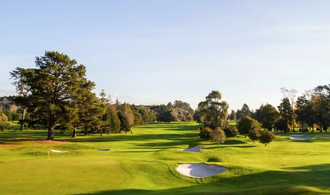 North Island, New Zealand, New Zealand, Manawatu Golf Club