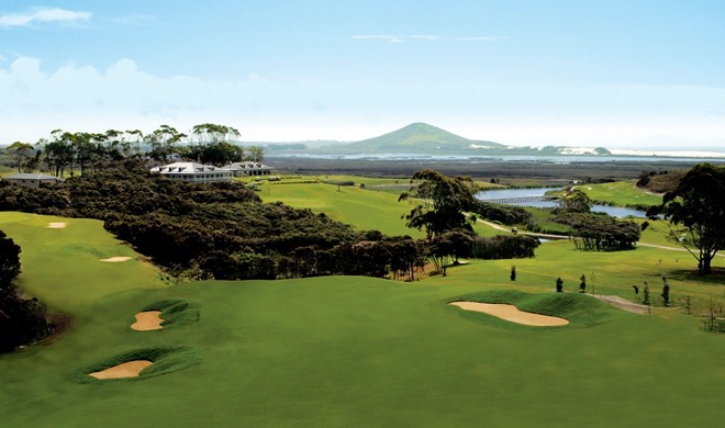 North Island, New Zealand, New Zealand, Northland Golf Course