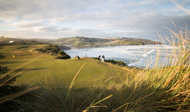 South Island, New Zealand, New Zealand, Chisholm Links