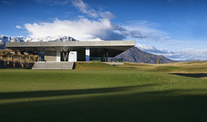 South Island, New Zealand, New Zealand, The Hills Golf Club