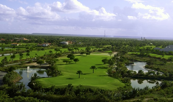 Punta Cana, Den Dominikanske Republik, Cocotal Golf & Country Club