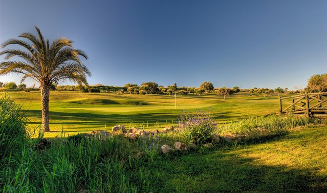 Algarve, Portugal, Boavista Golf Course